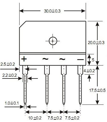 gbj1006-asemi