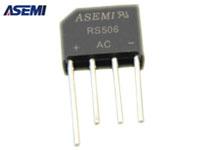 ASEMI整流桥RS506