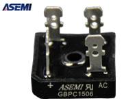 ASEMI整流桥GBPC1506