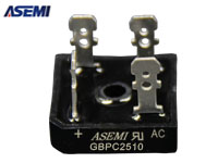 ASEMI整流桥GBPC2510