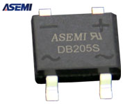 ASEMI整流桥DB205S