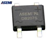 ASEMI整流桥DB207S