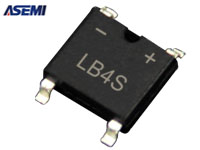 整流桥LB4S,ASEMI品牌