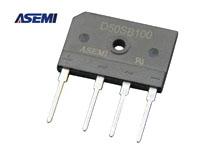 D50SB100整流桥,ASEMI品牌
