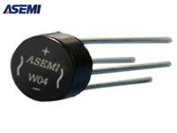 整流桥W04,ASEMI品牌