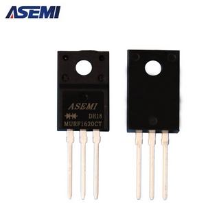 MURF1620CT超快恢复二极管,ASEMI品牌