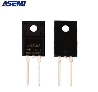 MURF560AC超快恢复二极管,ASEMI品牌