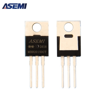 肖特基二极管MBR20150CT,ASEMI品牌