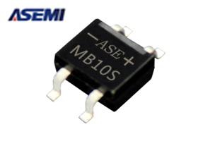 整流桥MB10S,ASEMI品牌