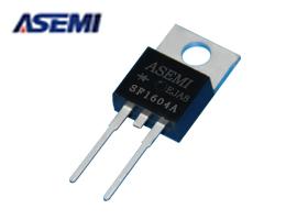 SF1604A 超快恢复二极管,ASEMI品牌