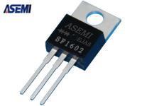 SF1602  超快恢复二极管,ASEMI品牌