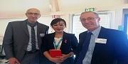 【WEF2017法国行】ST与ASEMI的邂逅